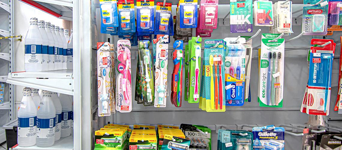 Expositores para Perfumaria