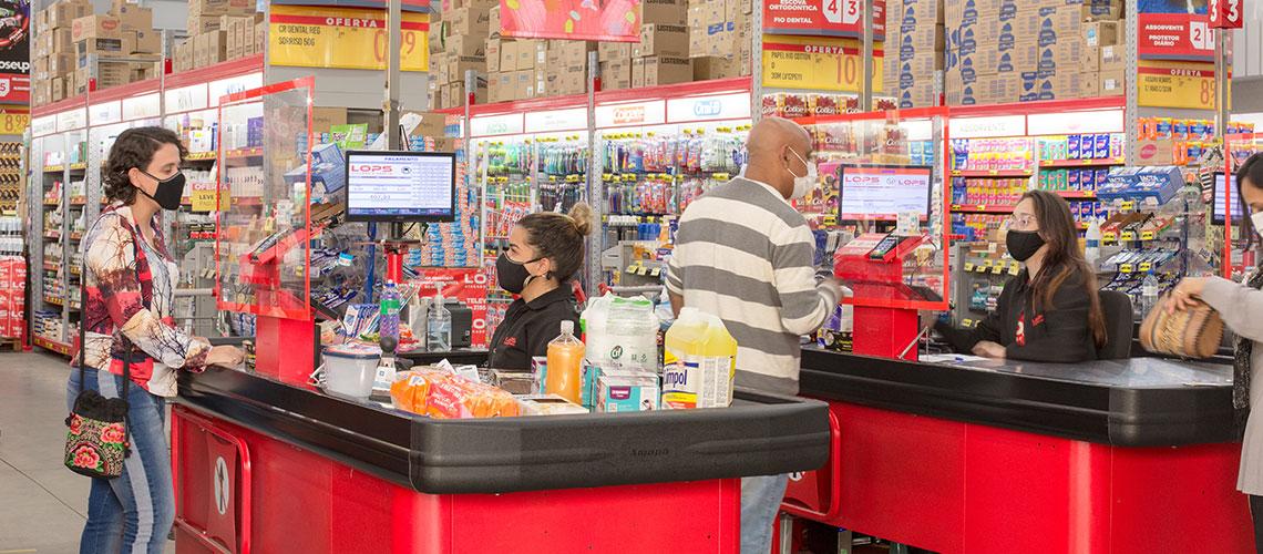 Fábrica de Caixa para Supermercado