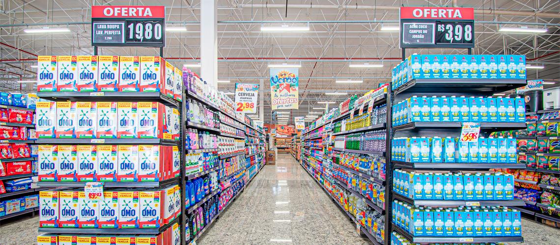 Fábrica de Gôndolas para Supermercado