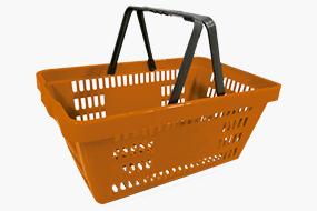 Cestinha para Supermercado