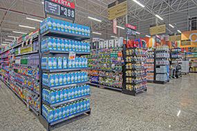 Comprar Gôndolas para Supermercado