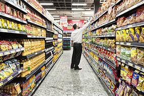 Expositor para Supermercado