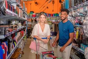 Fábrica de Carrinho para Mercado