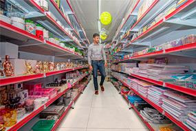 Fábrica de Prateleiras para Lojas