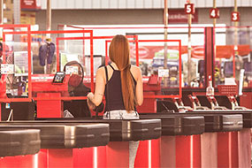 Fabricante de Caixa para Supermercado