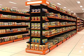 Fabricante de Gondolas para Supermercado