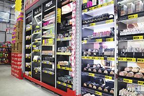 Instalações para Perfumaria